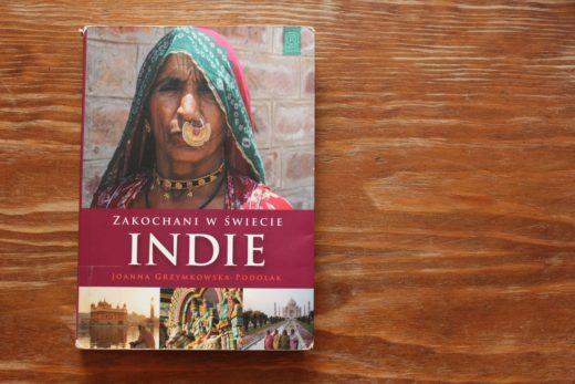 książka o Indiach