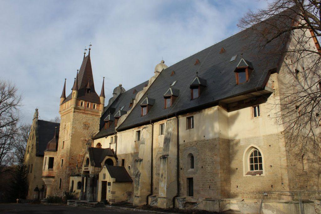Pałac w Sobótce-Górce