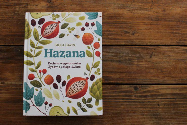 książka kucharska Hazana - kuchnia żydowska