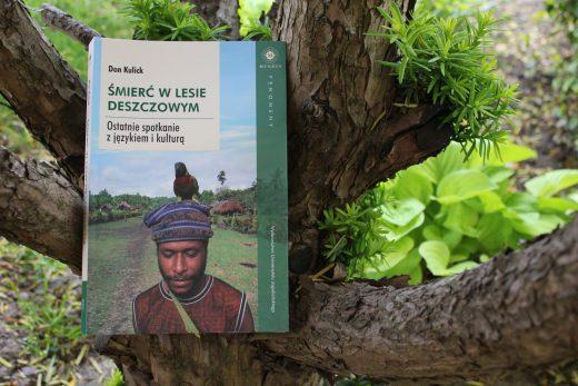 książka o lesie deszczowym